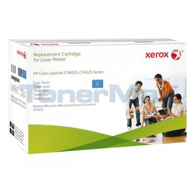 XEROX HP CLJ CP4025 TONER CYAN CE261A